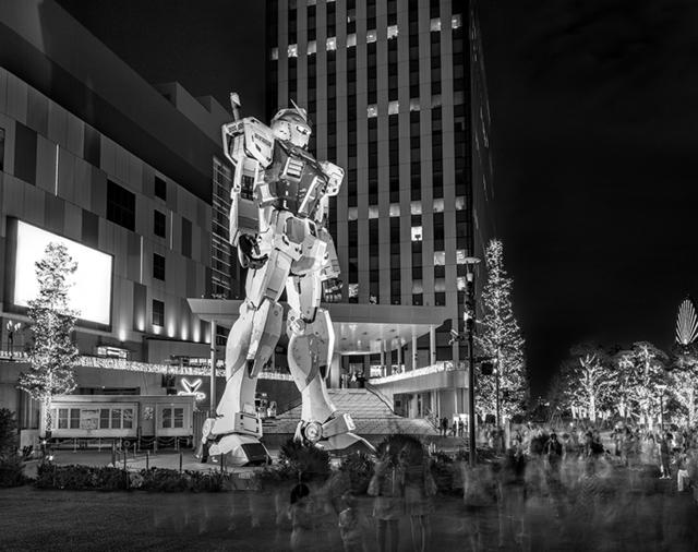 , 'Gundam, Tokyo (TV14622),' 2014, Benrubi Gallery
