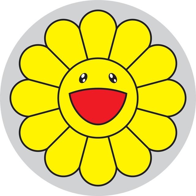 Takashi Murakami, 'Flower of Joy - Yellow', 2007, Gagosian