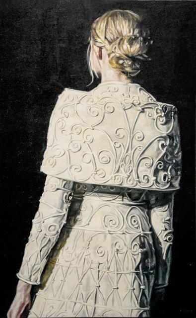 robert lemay, 'Valentino', 2017, The Front Gallery
