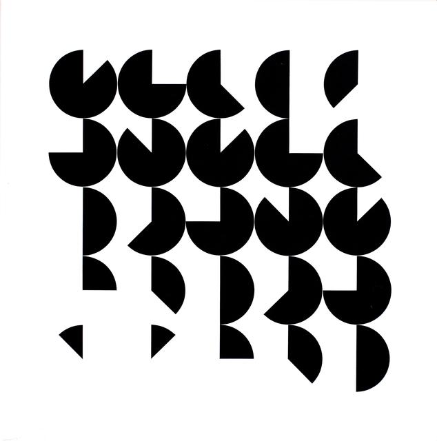 Kathleen Hyndman, 'Black and White Rotation', 1987, Zuleika Gallery