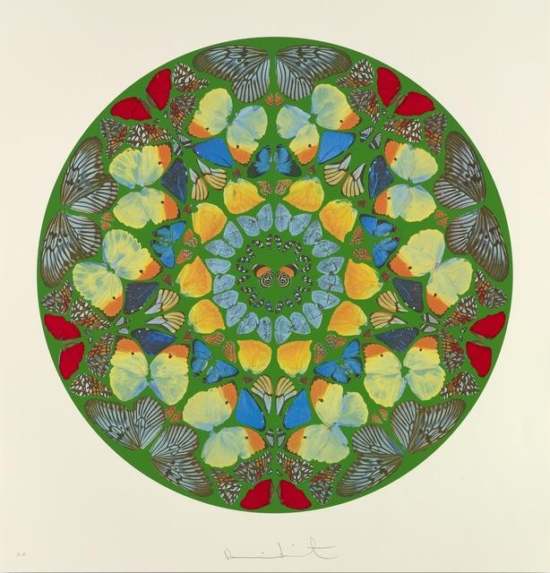 Damien Hirst, 'Psalm: Usque quo, Domine?', 2010, Denis Bloch Fine Art