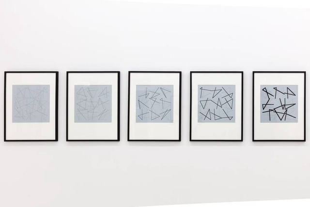 , '100 Carrés,' 2014, DAM Gallery