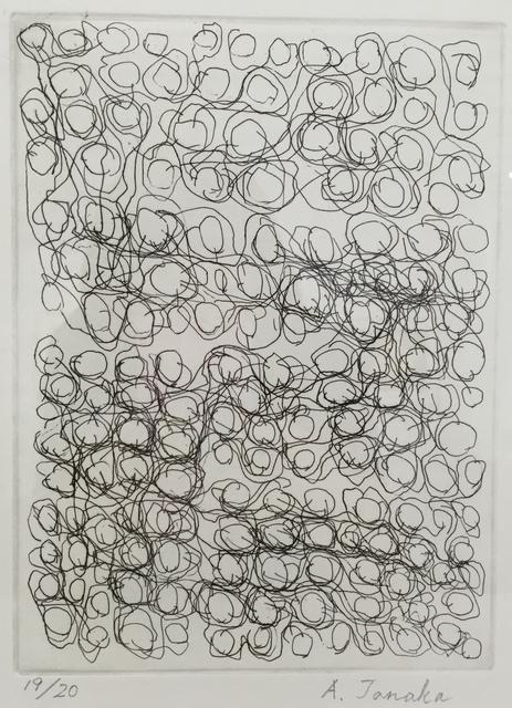 Atsuko Tanaka, 'Untitled', Undated, Print, Etching, Whitestone Gallery