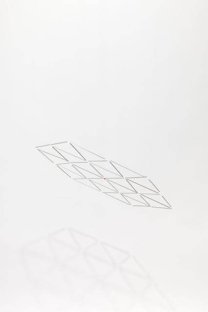 Elias Crespin, 'HexaNet Inox', 2015, Galería RGR