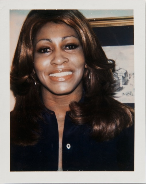 Andy Warhol, 'Andy Warhol, Polaroid Portrait of Tina Turner', ca. 1974, Hedges Projects