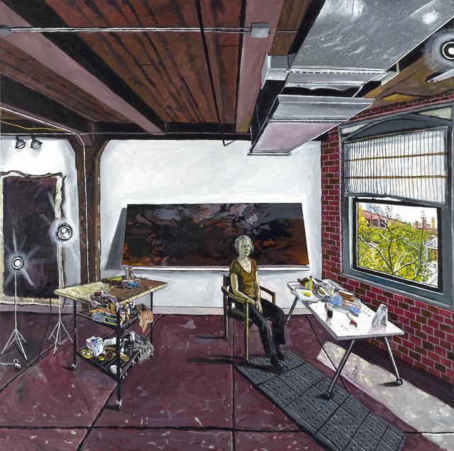 , 'Hollis Heichemer ,' 2015, Stanek Gallery