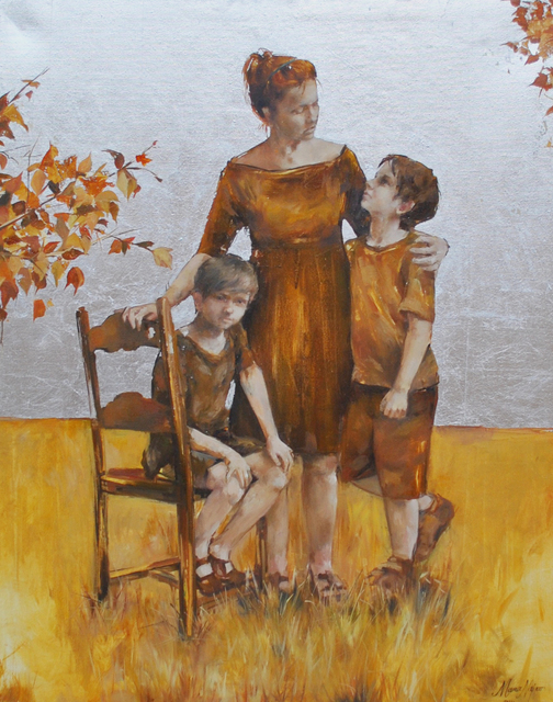 Marwa Najjar, 'The Story', 2014, Q0DE