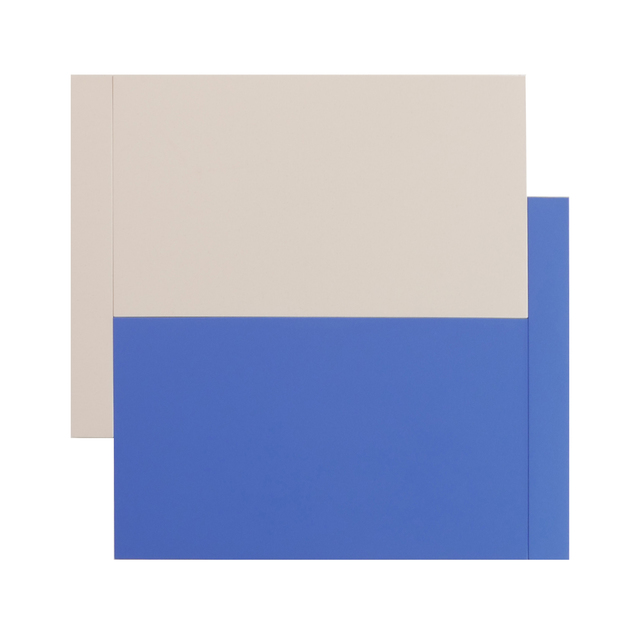 , 'Shift - Canvas, Blue,' 2016, Peter Blake Gallery