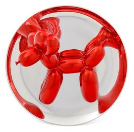 Balloon Dog (Red)
