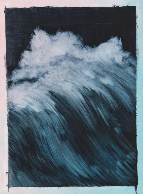 , 'Wave XII,' 2017, Barnard