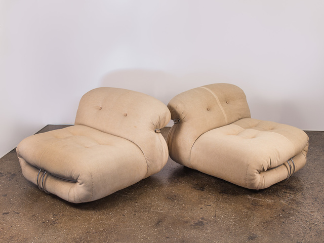, 'Pair of Soriano Chairs for Cassina,' ca. 1970, Open Air Modern