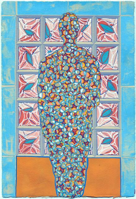 , 'Divided Man 10,' , Miller Yezerski Gallery