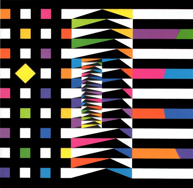 , ' Jeroglífico,' 2001, RO Galeria de arte