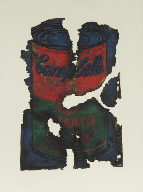Komar & Melamid, 'Post-Art No. 1 (Warhol)', 1973, Ronald Feldman Gallery