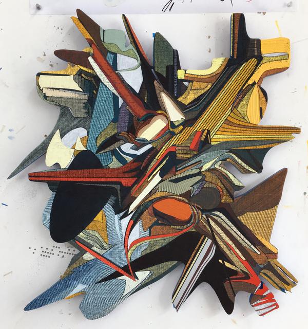 , 'Binary System,' 2018, Arróniz Arte Contemporáneo
