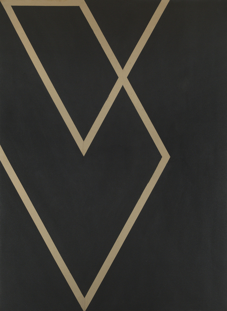 , 'Cordova Diamond Drill,' 1972, Berry Campbell Gallery