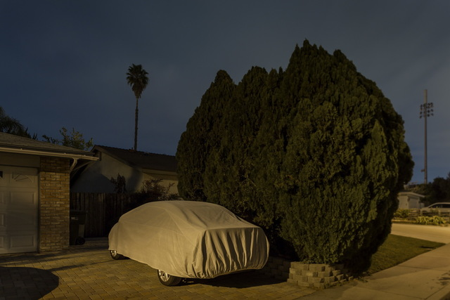 , 'Sleeping Car, Parkheath Drive,' 2013, Fahey/Klein Gallery