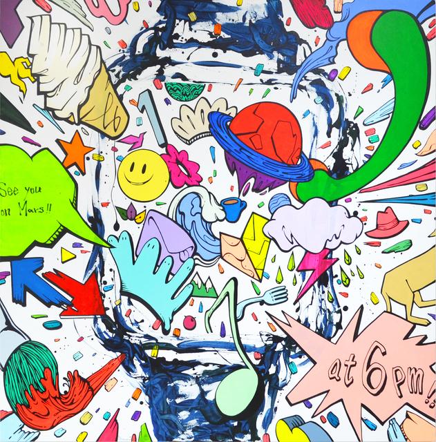 , 'JAM THE WORLD,' 2015, Onishi Gallery