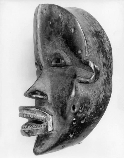 , 'Fang Reliquary Head,' 1935, Laurence Miller Gallery