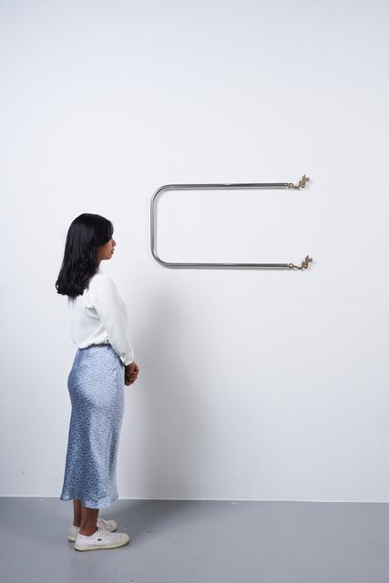 Filippo Sciascia, 'Xuanlong', 2020, Sculpture, Stainless steel, bronze, Yeo Workshop