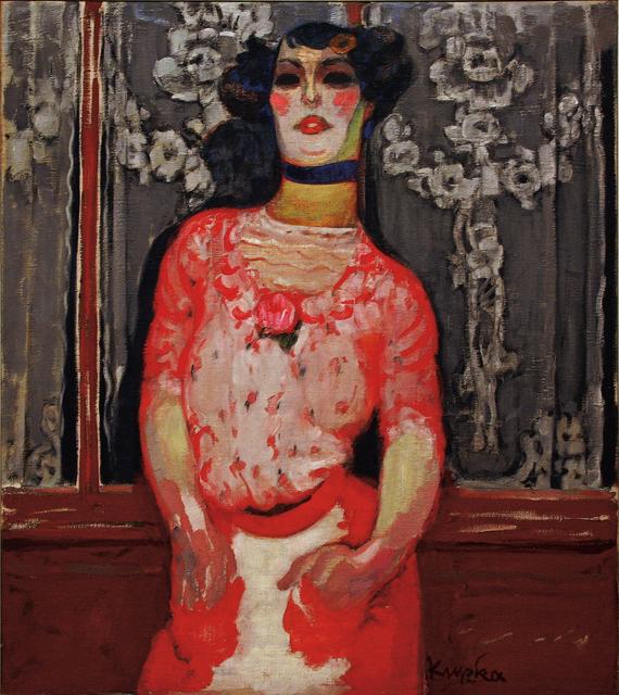 , 'Gallien's Girl,' 1909-1910, Van Gogh Museum
