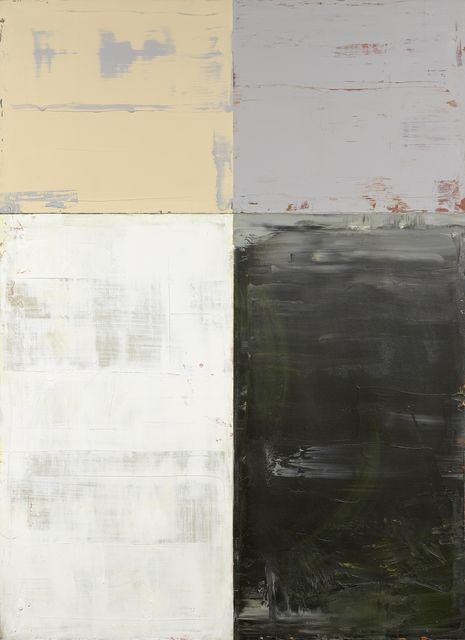 Andy Denzler, 'Untitled', 2001, Painting, Oil on canvas (2-parts)., Koller Auctions