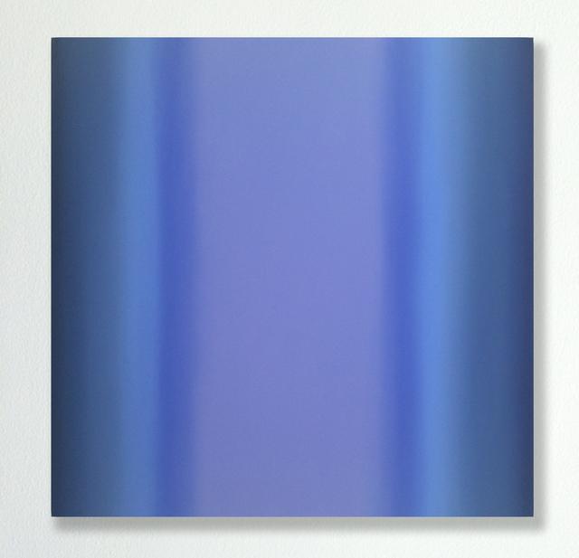 , 'Blue Violet 1 S4848 (Sense Certainty Series),' 2014, KM Fine Arts