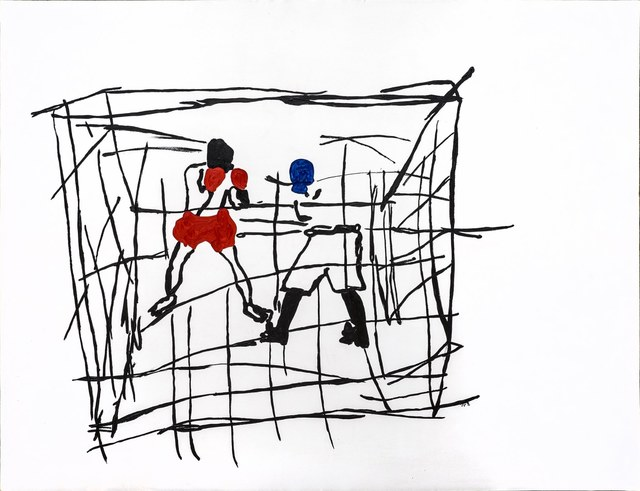 , 'La Boxe,' 2015, Art Twenty One