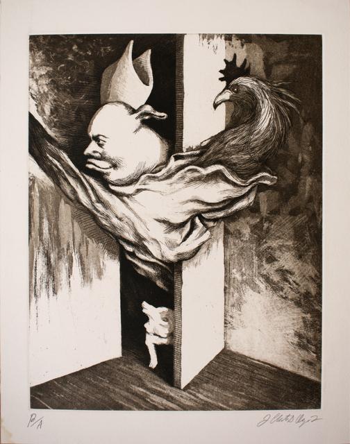 """, '""""Obispos y Arzobispos"""",' 2012, Galería Nudo"""