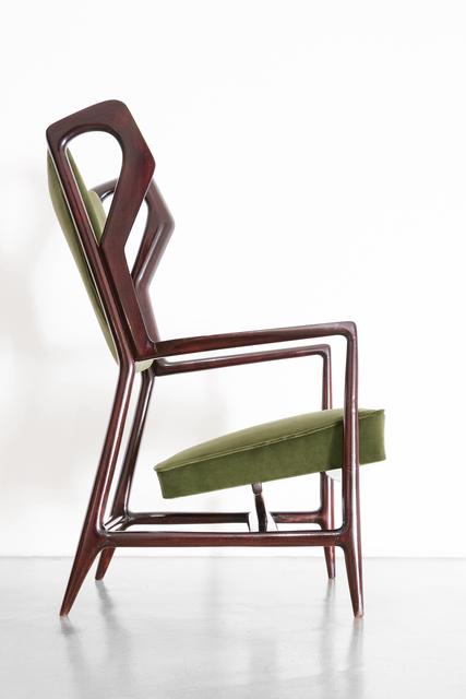 ", '""Triennale"" Armchair,' 1951, Giustini/Stagetti Galleria O. Roma"