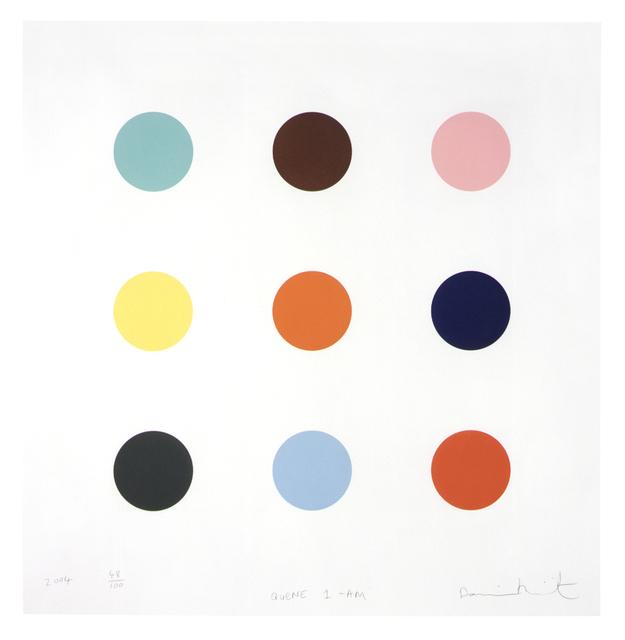 , 'Spot Print - Quene 1-AM,' 2004, Samuel Owen Gallery