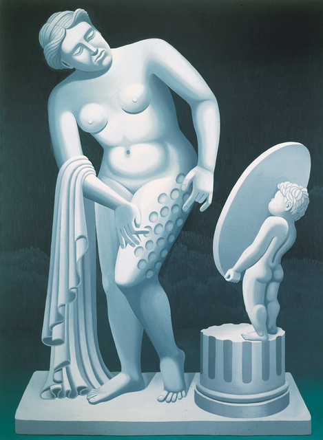 , 'The Cellulite,' 1994, Anna Laudel