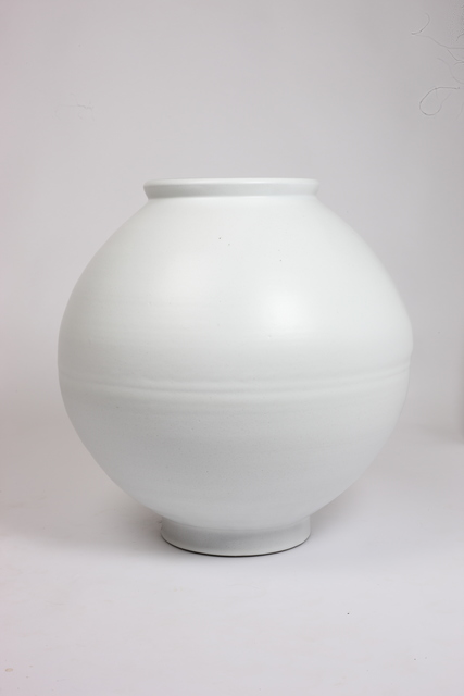 Mun Pyung, 'Snow-Clad Moon Jar', 2020, Other, Porcelain, Gallery LVS