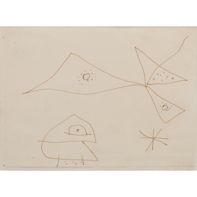 , 'S/T,' 1956, Galería Marita Segovia