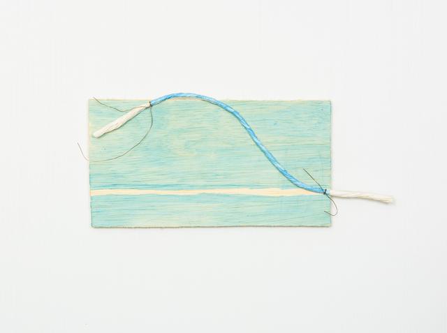 , 'Untitled (jiboia),' 2017, Luciana Brito Galeria