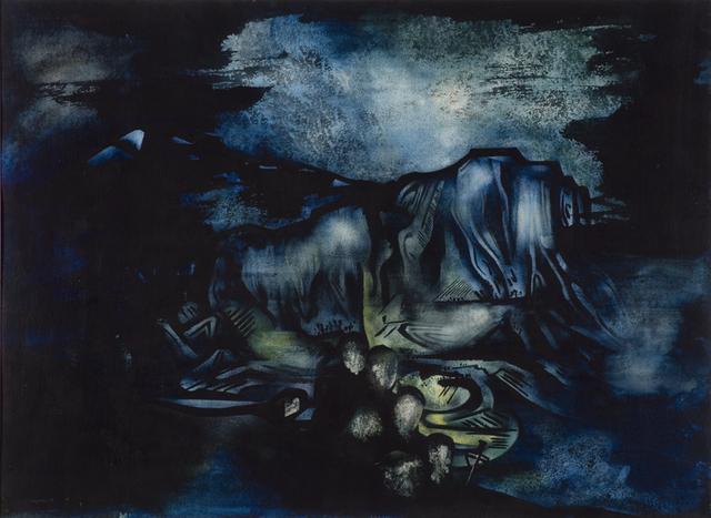, 'Penitente Procession,' 1939, Aaron Payne Fine Art
