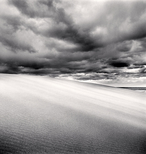 , 'Sand Dunes and Clouds, Tottori, Honshu, Japan,' 2001, Dolby Chadwick Gallery