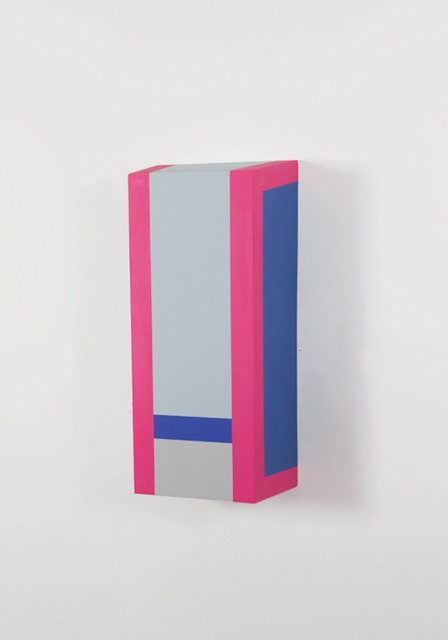, 'Trapezium Origami #3,' 2015, Muriel Guépin Gallery