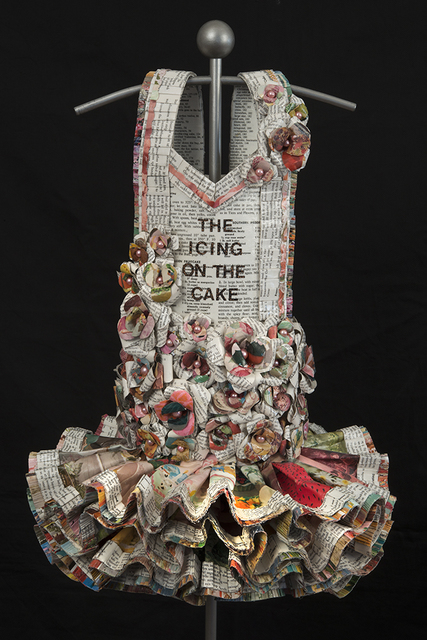 , 'Icing On The Cake,' 2016, Jean Albano Gallery