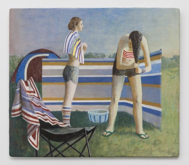 , 'Seurat's Silence,' 2012, BolteLang