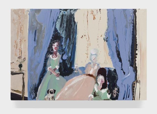 Genieve Figgis, 'Behind the curtain', 2015, Half Gallery
