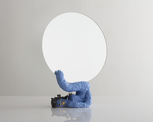, 'Girl Mirror,' 2017, R & Company