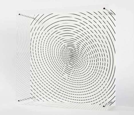 , 'Espiral doble (Serie Sintesis),' 1979, Leon Tovar Gallery