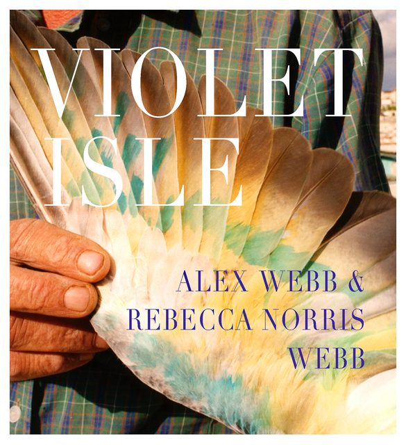 , 'Violet Isle, 2nd Edition, Limited Edition,' 2018, Radius Books