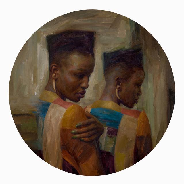 , 'Doppelgänger,' 2016, Grenning Gallery