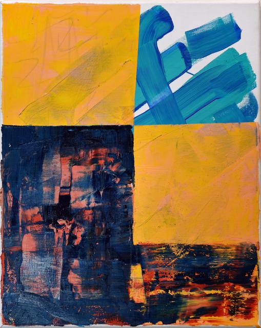 , 'Touching Fire,' 2014, Galerie Kornfeld