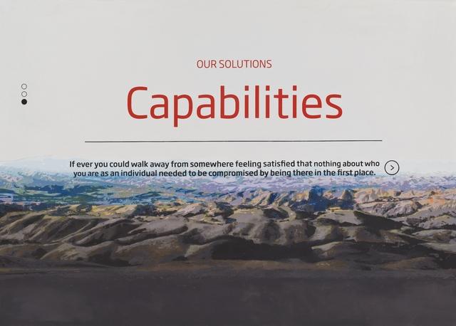 , 'Capabilities,' 2015, Hammer Museum
