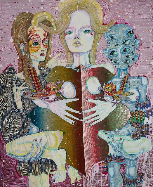 Del Kathryn Barton, 'our shiver', 2018-2019, A3 Arndt Art Agency