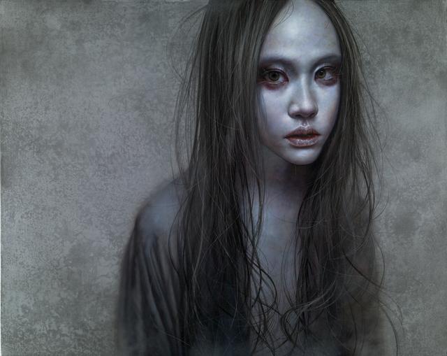 , 'Ashen face Hide in the fog,' 2013, Aki Gallery