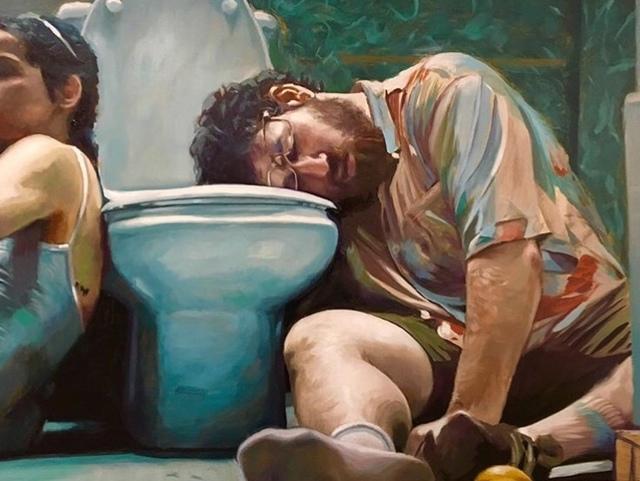 David Vegt, 'Regret', 2018, South Main Gallery